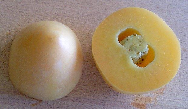 Pepino dulce - Solanum muricatum